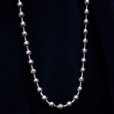 Talbot Silver Necklace